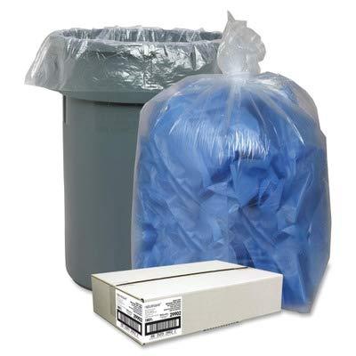 Natureセーバークリアリサイクルゴミ箱ライナーnat29902 B015G8MENQ