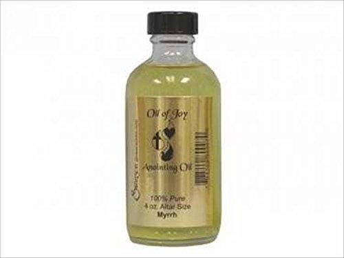 Swanson Christian Supply 108074 Anoint Oil Myrrh 4Oz by Swanson Christian Supply