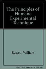 an overview of the three rs in the principles of humane experimental technique He concept of the three rs the first forty years of the alternatives burch's study is published as the principles of humane experimental technique.