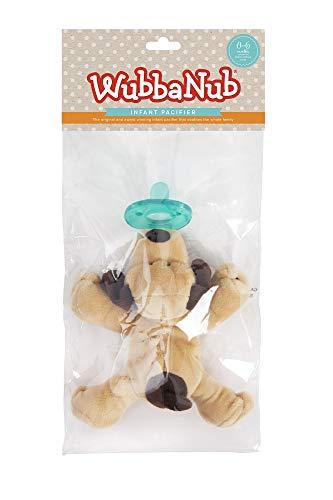 WubbaNub Infant Pacifier - Brown Puppy by WubbaNub (Image #6)
