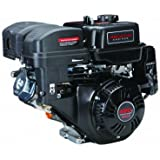 Predator 14 HP 420cc OHV Horizontal Shaft Gas Engine - Certified for California; Fuel Shut Off and Recoil Start