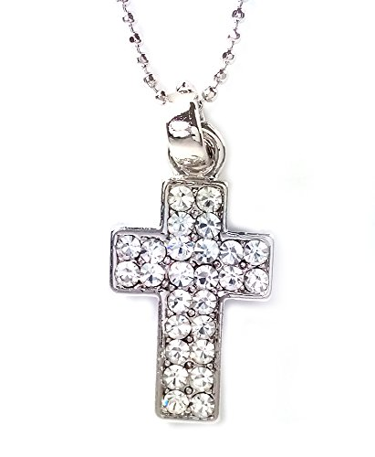 nf-cross-001-cross-shaped-cross-pendant-necklace-rhinestone-pendant-necklace-16-cool-necklaces-cute-