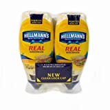 Hellmann's Real Mayonnaise, 50 Fluid Ounce