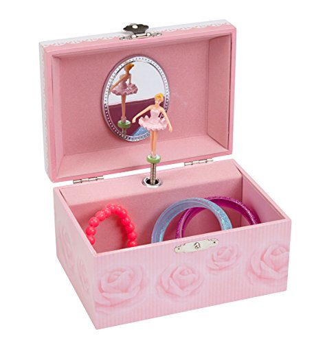 JewelKeeper Musical Jewelry Box with Pin - Ballerina Jewelry Chest Shopping Results