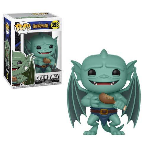 Funko Pop! Disney: Gargoyles - Broadway Collectible Figure, Multicolor