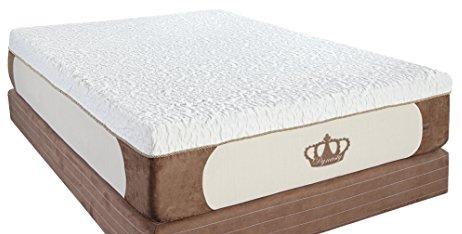 Dynasty Mattress New Cool Breeze 12-Inch Gel Memory Foam Mattress-Full Size