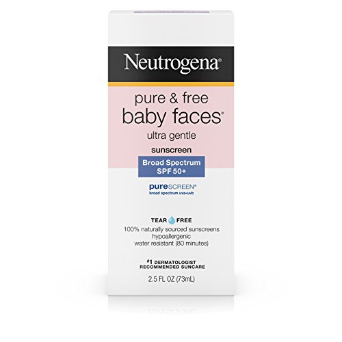 Neutrogena Faces Gentle Sunscreen Spectrum