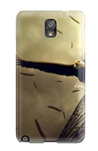 CaseyKBrown Galaxy Note 3 Well-designed Hard Case Cover Eagle Flight Protector