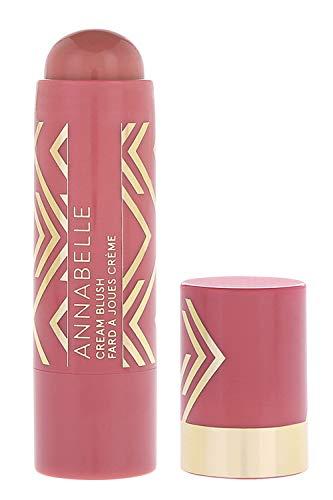 Annabelle Perfect Cream Blush, Golden Pink, 0.21 oz