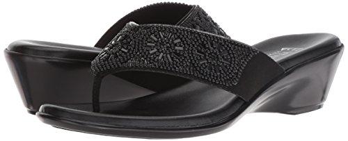 Pictures of ITALIAN Shoemakers Women's Lumene Wedge Sandal 5790S8X 4