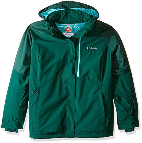 women columbia insulated jacket - 7