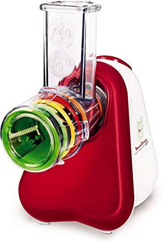 Moulinex Fresh Express DJ755G Affettatutto Grattugia Elettrico, 5 Funzioni di Taglio, 200 W, 1 Liter, 1 Decibel… 1