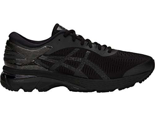 Kayano Black Shoe 25 Gel ASICS Running Black Men's ZYwBnvx