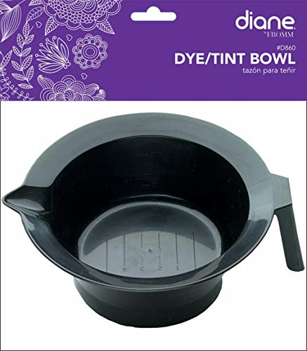 Diane Tint Color Mixing Bowl, Black