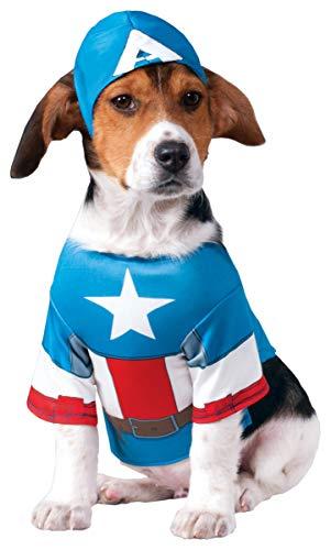 Superhero Dog Pet Costume - Medium]()