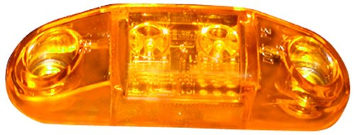 Peterson Manufacturing 168A Mini LED Clearance and Side Marker ()