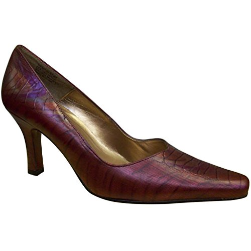 Bellini Leather Pumps (Bellini Women's Vieno199 Chianti Leather Pump)