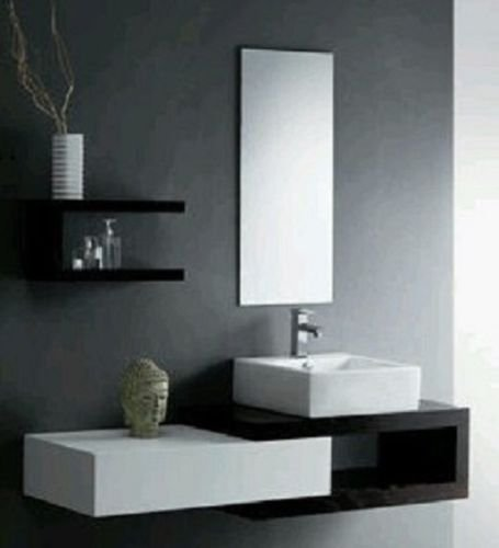 MOBILE BAGNO 100x35x25: Amazon.it: Casa e cucina