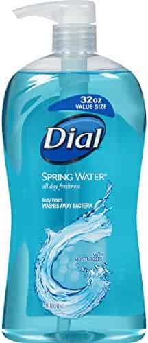 Dial Body Wash, Spring Water, 32 Ounce