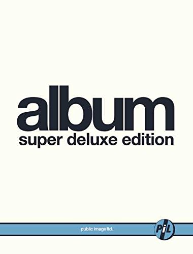Public Image Ltd. - Album: Super Deluxe [4CD Box Set] (2016) [CD FLAC] Download