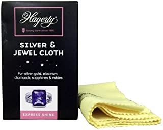 Hagerty Silver and Jewel Cleaning Cloth