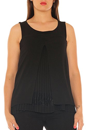 Cataleya Cataleya Camisas Camisas Cataleya Para Mujer Para Negro Mujer Camisas Negro rEqwrH