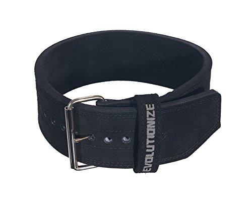 powerlifting belt weightlifting belt single prong 4