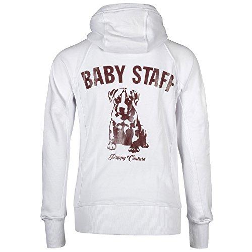 Babystaff Con Sideka Sudadera Weiss Cremallera qF0wPFa1nB