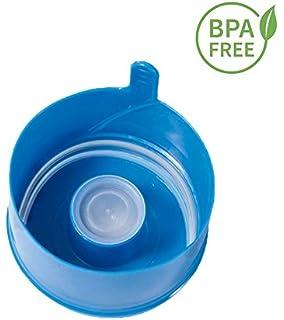 50 Tapones botella, tapon non spill,tapas de botella,5 gallon,bpa