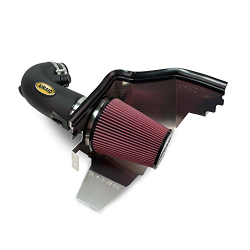 AIRAID 450-329 Race-Style Cold Air Intake System with Synthaflow Oiled Air Filter ()