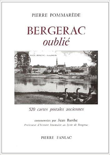 Livres gratuits Bergerac oublié pdf, epub ebook