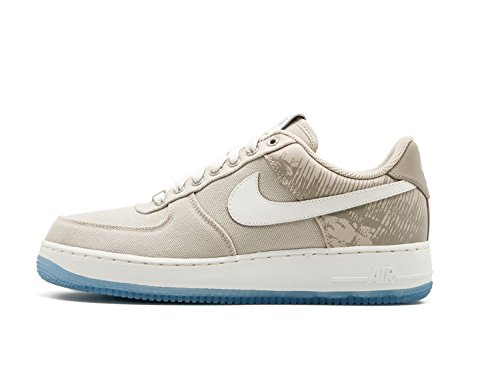 Nike Mens Air Force 1 Low Jones Beach Basketbalschoen Limited Edition Berk / Zeilsteen