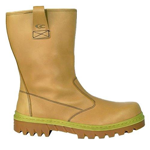 """Cofra 26680–001.w45taglia 45s3HRO SRC """"Mindanao sicurezza scarpe, colore: beige"""