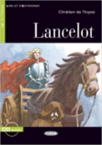 Livres gratuits en ligne Lancelot (1CD audio) pdf