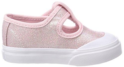 Vans Unisex Baby Leena Sneaker Pink (Iridescent)