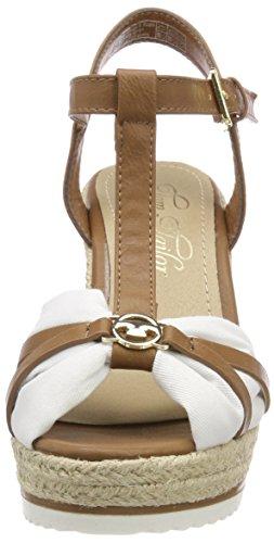 Camel Tailor Femme Salomés 4890203 Tom white Braun tqwXE