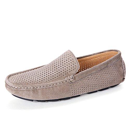wuweishpoingd - Mocasines de Terciopelo para Hombre, Color Verde, Talla 41: Amazon.es: Zapatos y complementos