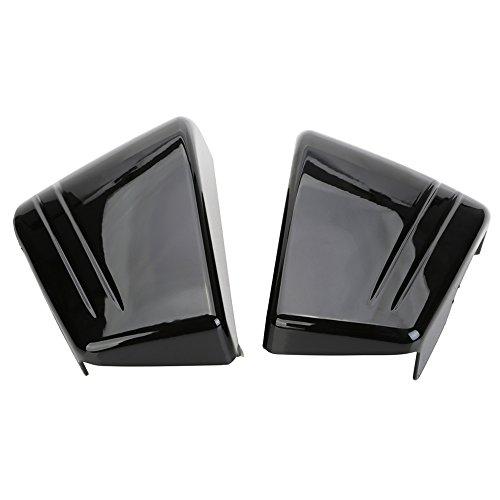 ECLEAR 1 Set Fairing Battery Side Cover For Honda Shadow VTX 1800 2002-2008 - Black
