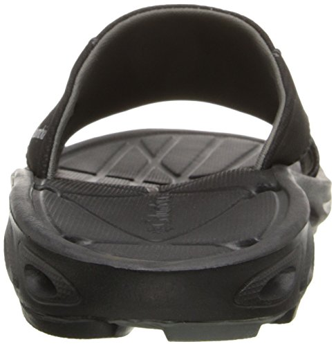 Sandal Techsun Columbia Charcoal Men's Slide Black Vent wwHxr