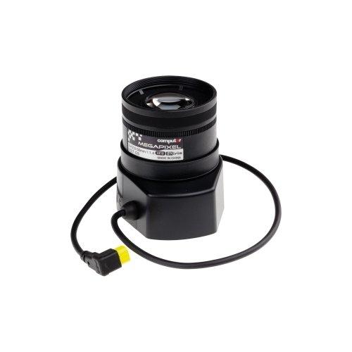 Axis Communications Computar - CCTV lens - vari-focal - auto iris - 1/3 inch - CS-mount - 12.5 mm - 50 mm - f/1.4 5800-801 by Axis