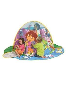 Dora the Explorer Pop Up Play Tent  sc 1 st  Amazon UK & Dora the Explorer Pop Up Play Tent: Amazon.co.uk: Toys u0026 Games