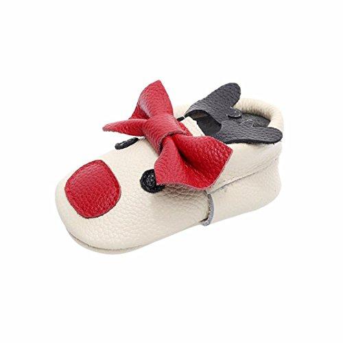 wuayi ,  Mädchen Baby-Schuhe Beige