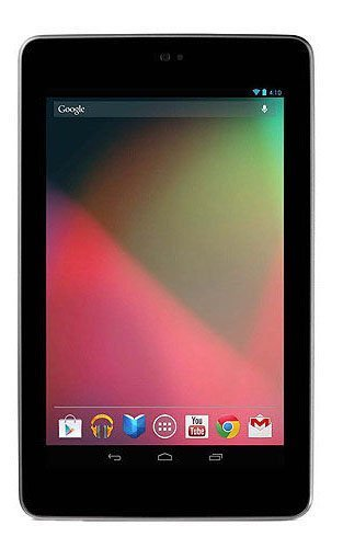 ASUS Google Nexus 7 Tablet (7-Inch, 32GB) 2012 Model (Certified Refurbished)