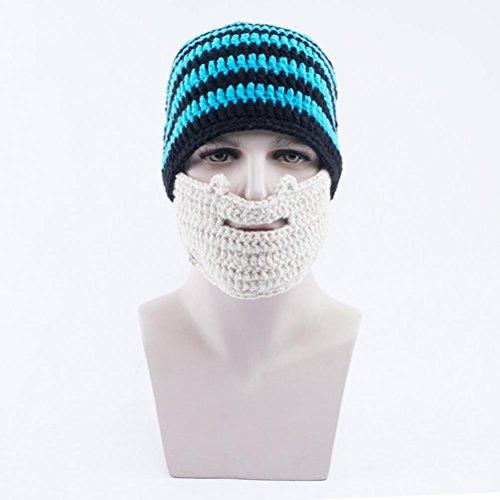 Hombres De Gorros De Barba Otoño Romanos Sombreros De Sombreros Invierno Sombreros De Sombreros De Verde Punto Unisex YqT0w