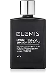ELEMIS Smooth Result Shave and Beard Oil - Nourishing Shave and Beard Oil for Men, 1 fl. oz