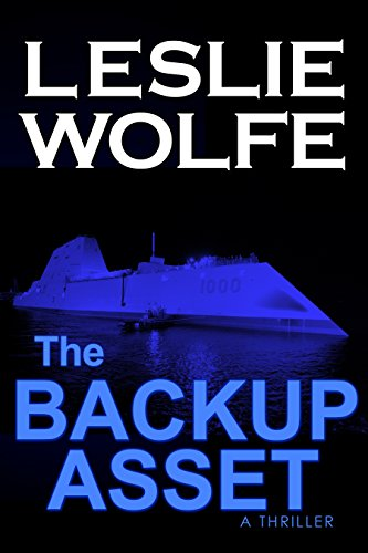 The Backup Asset: A Gripping Espionage Thriller by [Wolfe, Leslie]