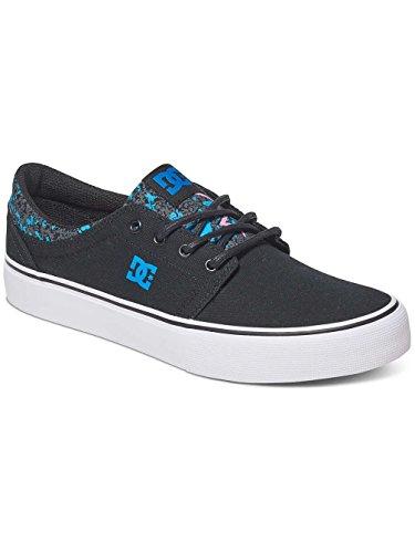 ShoesTrase Fluorescent Black da Scarpe TX Shoe Ginnastica Uomo Basse Se DC M aP1wUWqad