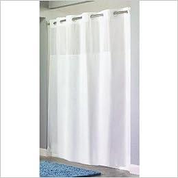 Hookless Shower Curtain 0877003002504 Amazon Books