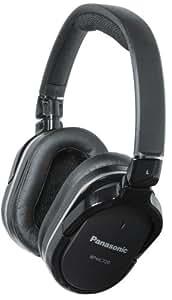 Panasonic RPHC720K Over-Ear Headphones, Black