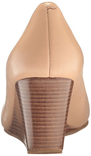 Women's Elsie Pump Wedge WDG Nude 65mmii Haan Cole Leather LCE awnq5fqv